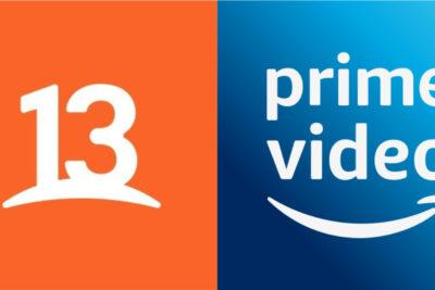 Canal 13 firma alianza con Amazon Prime Video