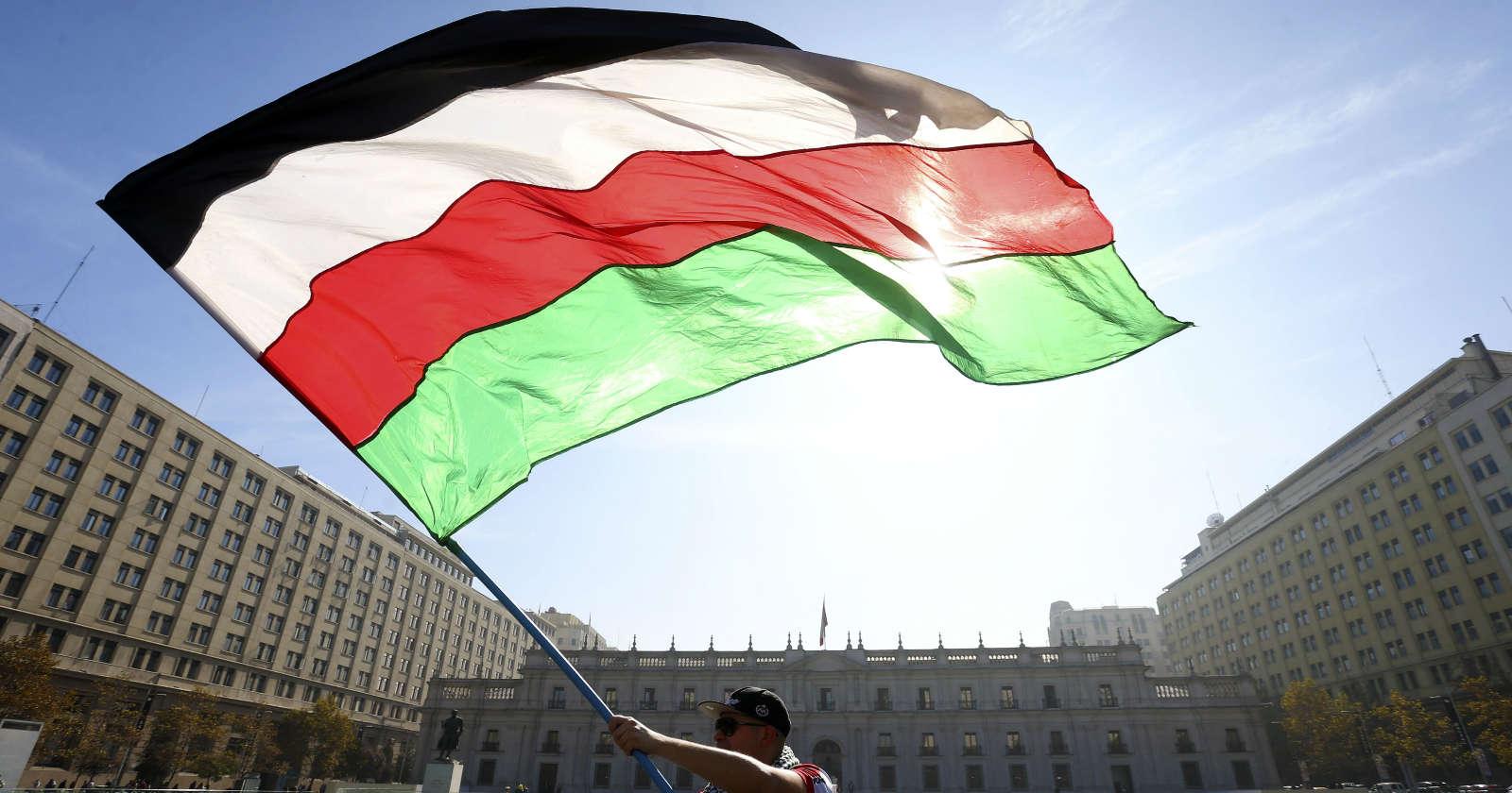 Envían carta al Presidente Piñera para que rechace anexión de Cisjordania
