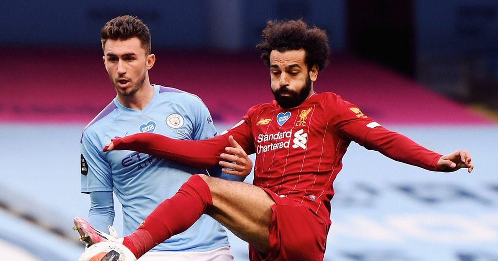 Manchester City golea a Liverpool y arruina su celebración por el título de la Premier League