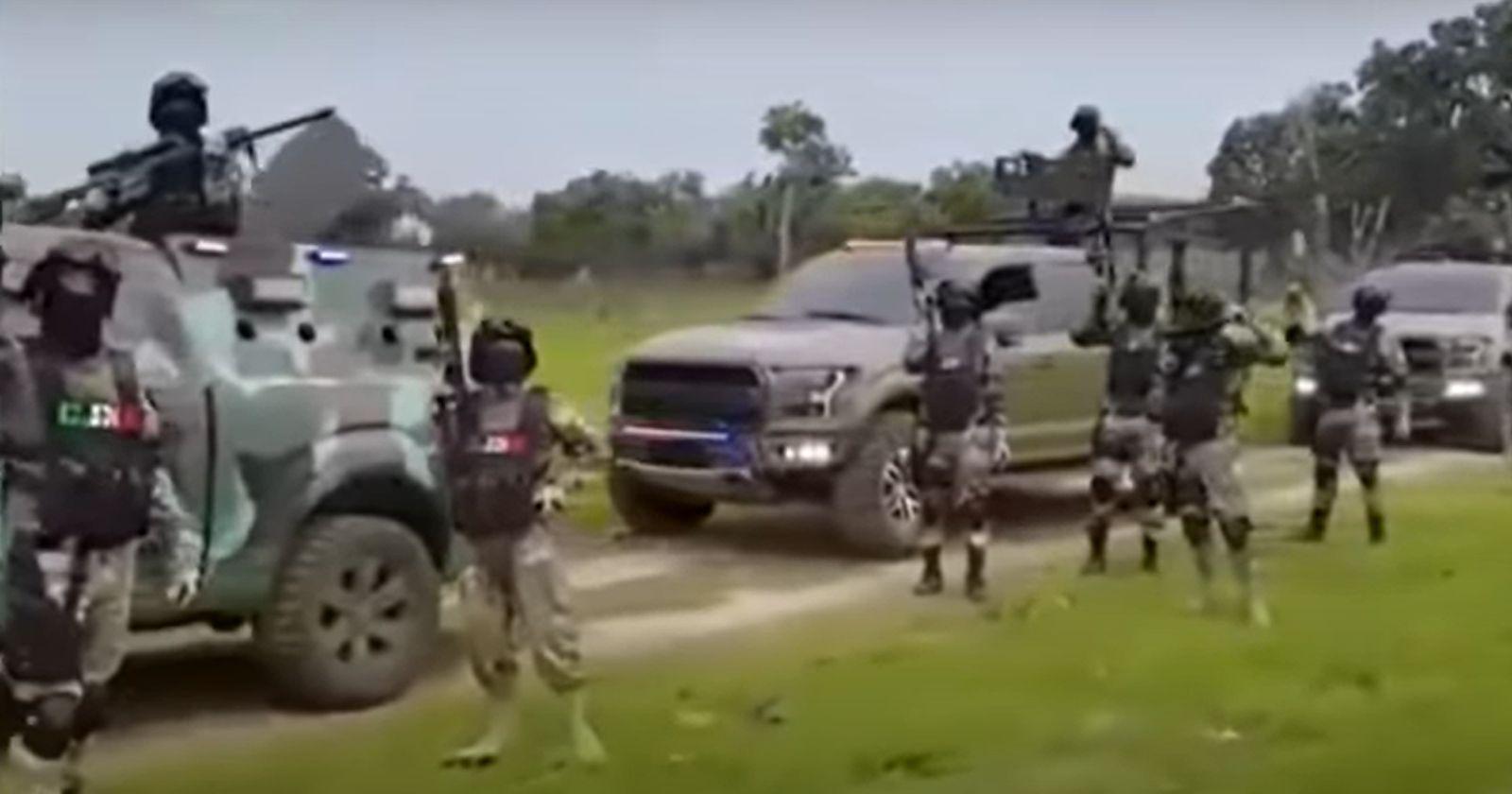 """""""Qué es el Cartel de Jalisco Nueva Generación, el grupo narco que mantiene en tensión a México"""""""