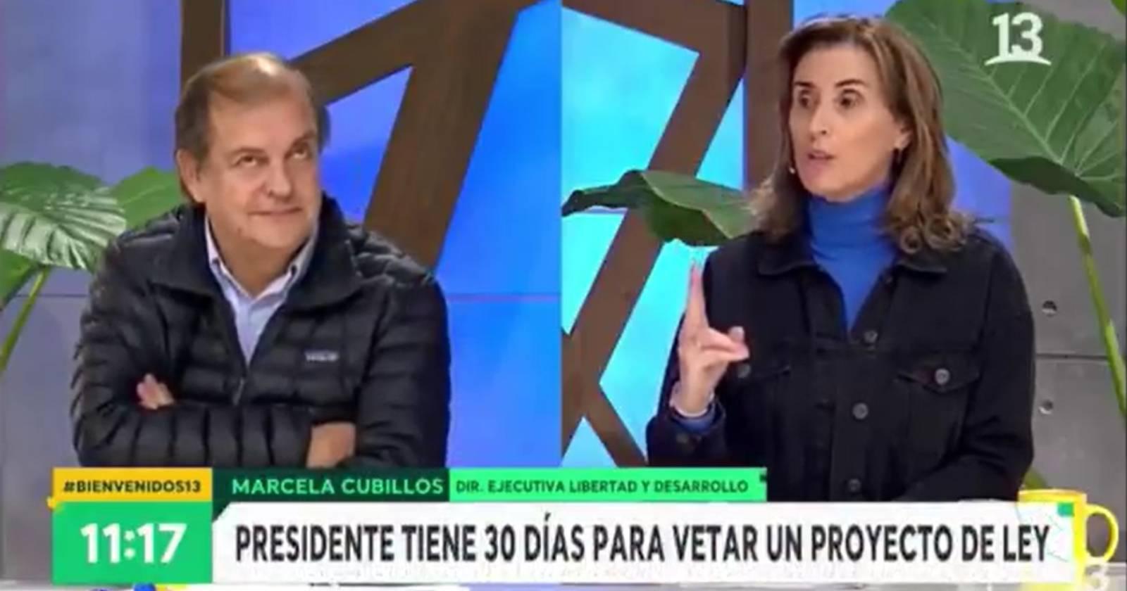 """""""Paseo"""" y error: la polémica pelea entre Francisco Vidal y Marcela Cubillos por la gratuidad"""