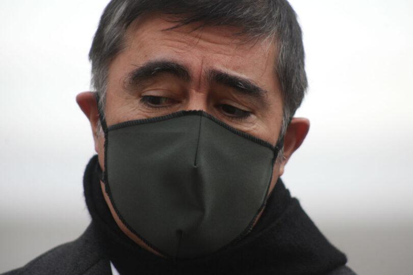 """Mario Desbordes por renuncias a la bancada de RN: """"Es una cuestión simbólica importante"""""""