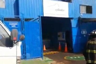 Explosión en empresa dejó un trabajador fallecido en Antofagasta