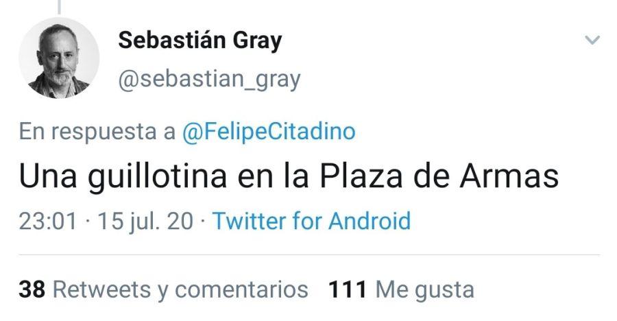 sebastián gray