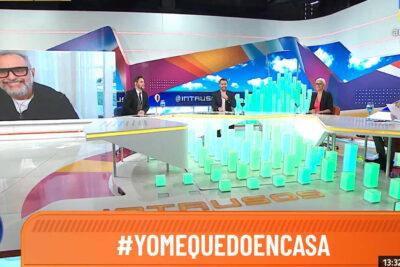 El impacto que tuvo el coronavirus en la TV argentina