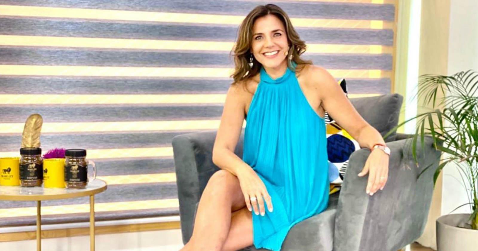 """Julia Vial y la crisis en TVN: """"Tiene que existir un canal público"""""""