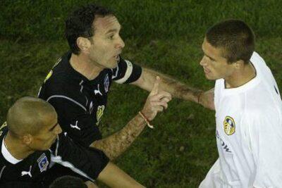 Con un matrimonio en la cancha: la historia del amistoso entre Colo Colo y Leeds United