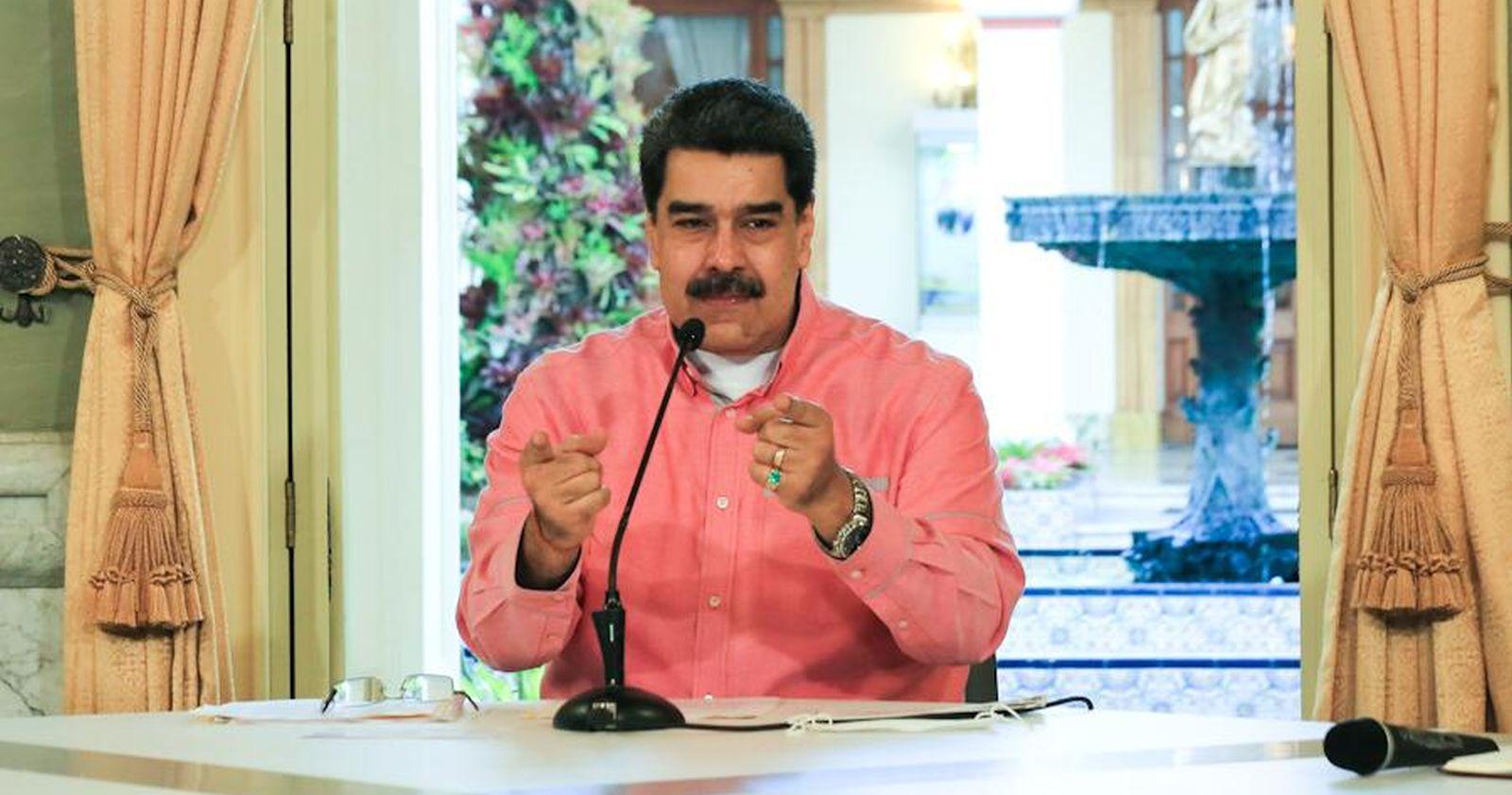 Nicolás Maduro reabre playas, bares y hoteles en Venezuela