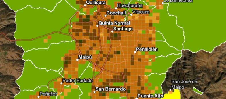 Dónde hay más casos de coronavirus según herramienta georreferenciada del gobierno