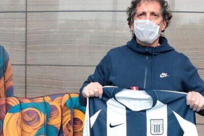 Mario Salas dio positivo por COVID-19 y está a la espera del alta médica