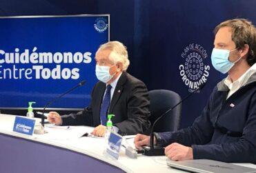 Chile reporta por segundo día consecutivo menos de 3 mil casos nuevos de coronavirus
