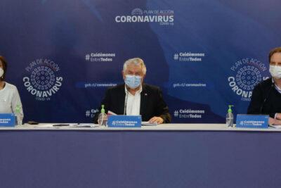 Minsal reporta 3.685 nuevos casos de COVID-19 y fallecidos alcanzan los 6.308