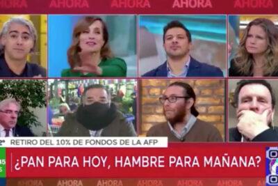 VIDEO – Segunda vez en una semana: Moreira interrumpió debate en el Mucho Gusto con particular ringtone