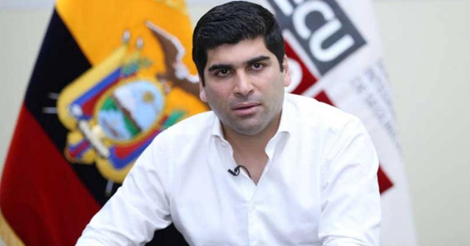 Vicepresidente de Ecuador renuncia a menos de un año de que finalice su período