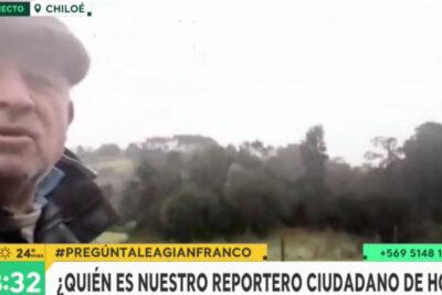 Pato Oñate reaparece en TV de la mano del Bienvenidos: actualmente vive con su familia en Chiloé