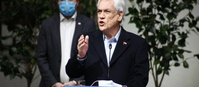 Los cuatro programas que presentó el Presidente Piñera para ir en ayuda de la clase media