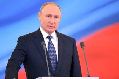 Referéndum en Rusia da abrumador respaldo a posible permanencia de Putin hasta 2036