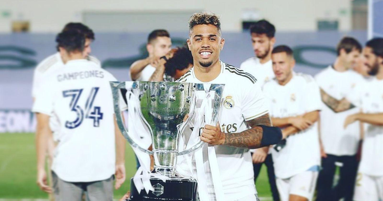 """""""Delantero de Real Madrid da positivo por COVID-19 y enciende las alarmas en la Champions League"""""""