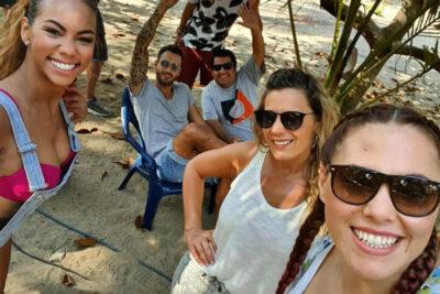 El descargo de Rocío Marengo por las críticas que ha recibido durante su paso por MasterChef Celebrity