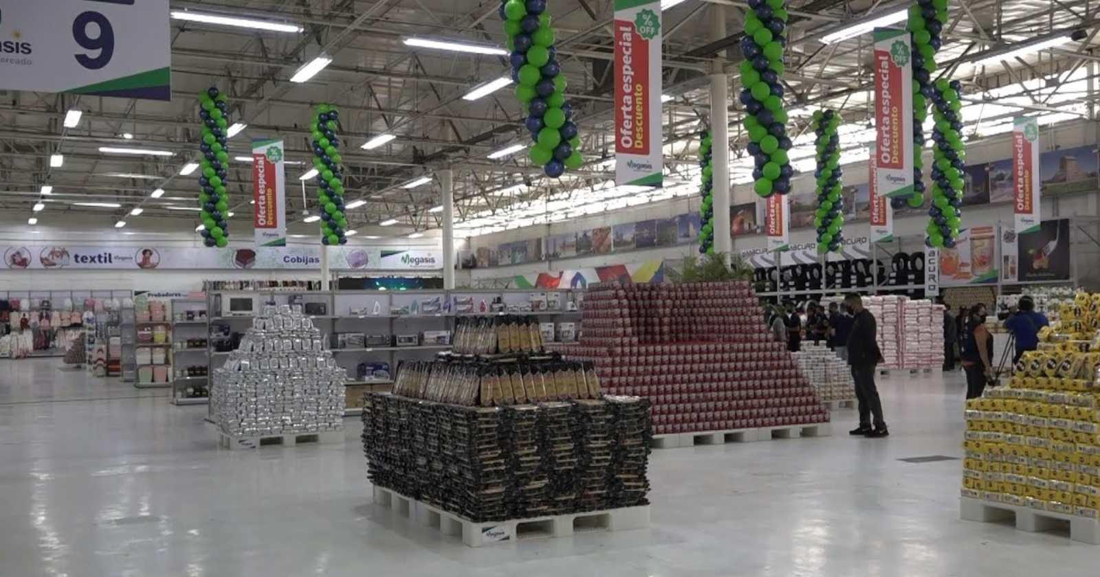 Megasis: Irán inaugura su primer supermercado en Venezuela