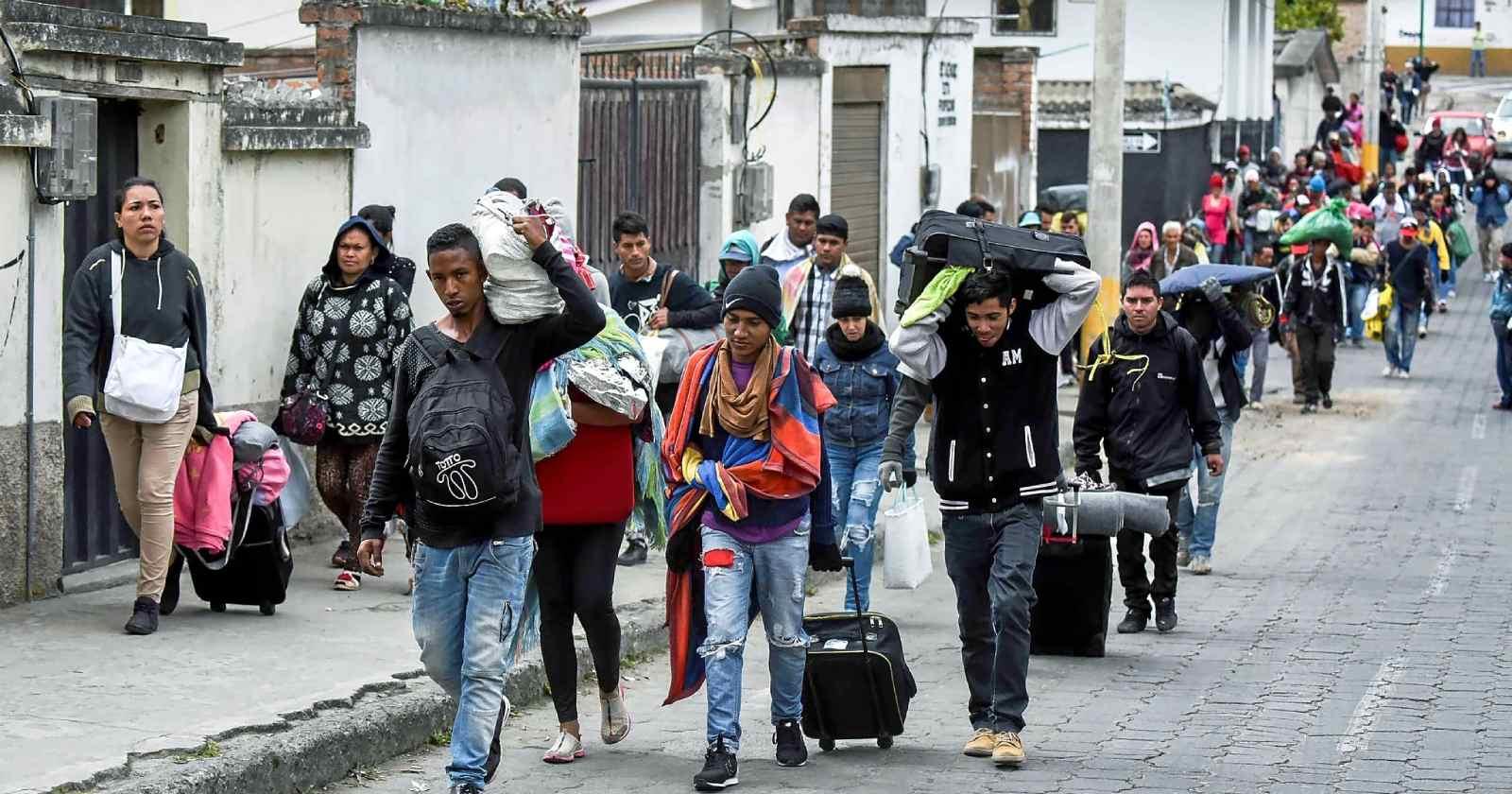 Pobreza se dispara en Venezuela a niveles de África