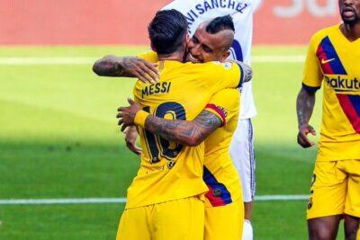 """Arturo Vidal: """"Tenemos que mejorar si queremos seguir peleando la liga"""""""