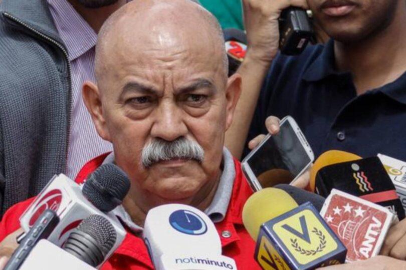 Darío Vivas, jefe del gobierno de Caracas, muere de coronavirus