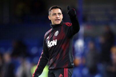 """Manchester United se despidió de Alexis y le deseó """"todo lo mejor"""" en su permanencia en Inter"""