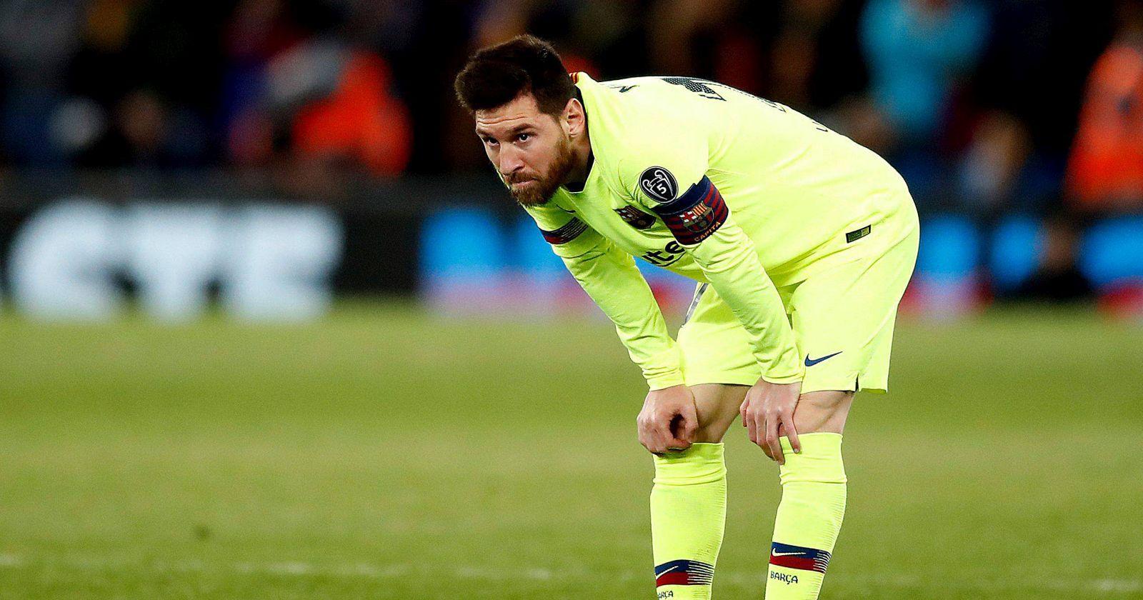 Messi le habría confesado a Koeman que se veía más fuera que dentro del FC Barcelona