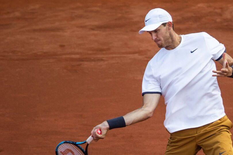 Nicolás Jarry se desploma en el ranking ATP tras actualización
