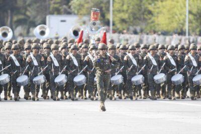 Ejército confirma que no habrá Parada Militar por la pandemia del coronavirus