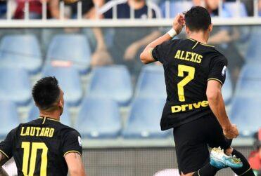 Inter de Milán oficializa la continuidad de Alexis Sánchez por las próximas tres temporadas