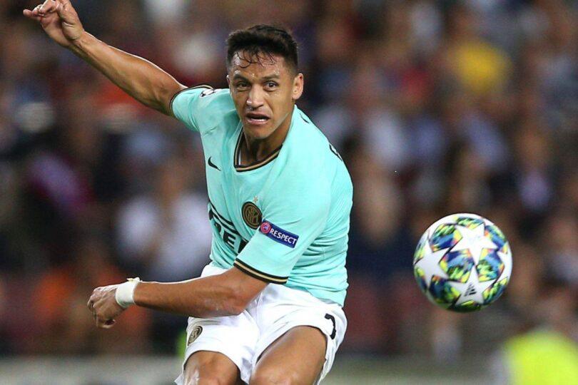 Alexis Sánchez jugaría algunos minutos en la final de la Europa League
