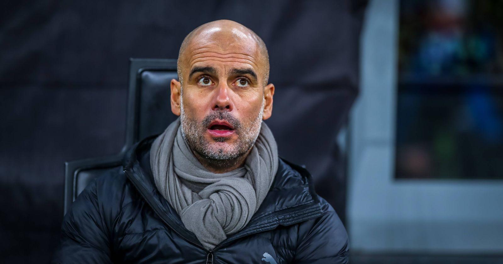 Guardiola recordó a Pellegrini tras la eliminación del City en la Champions