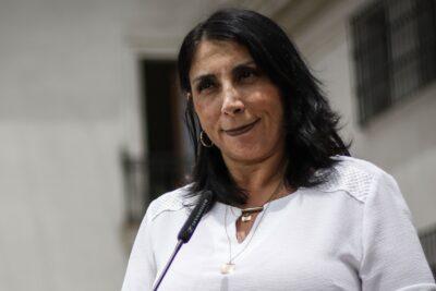 """Karla Rubilar asegura que acuerdo con Córdova permitiría que cumpla su condena y se """"respete su cultura"""""""