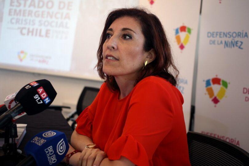 """Defensora de la Niñez y caso Ámbar Cornejo: """"Una vez más el sistema ha sido incapaz"""""""