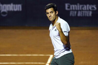 Cristian Garin ya tiene rival para debutar en el US Open