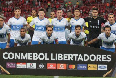 Conmebol acoge los protocolos de Chile para las competencias internacionales