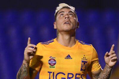 Entrenador del Tigres descarta interés de Atlético Mineiro por Eduardo Vargas