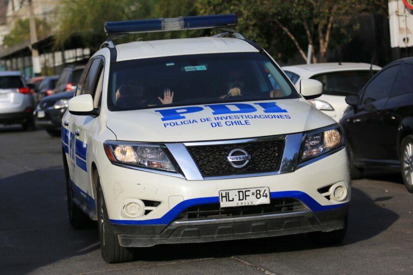 Hombre recibió disparo en el rostro mientras cargaba combustible en Puente Alto