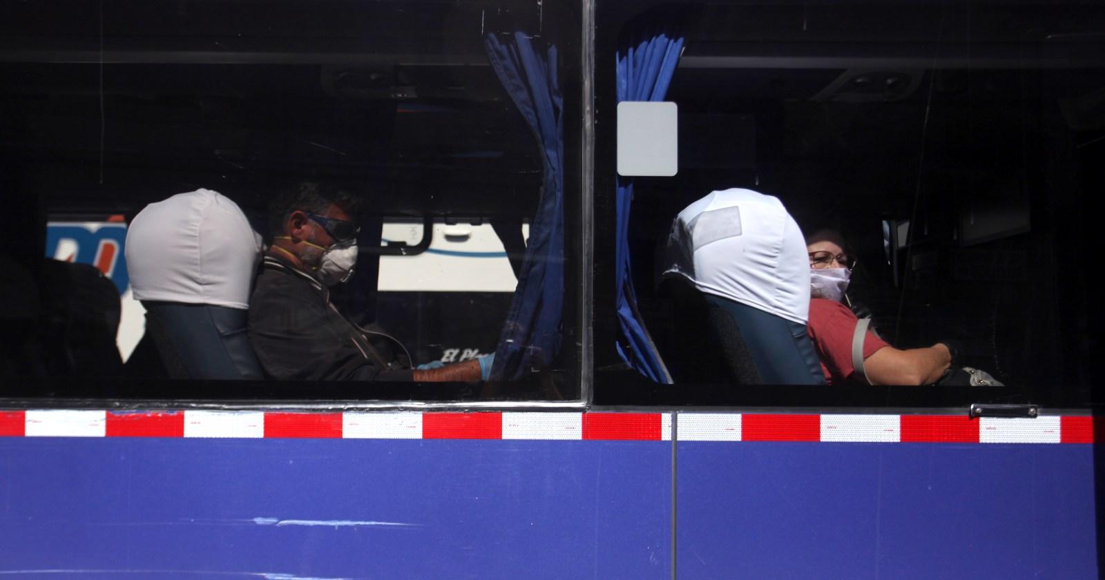 """""""Agreden con golpes a fiscalizadora en terminal de buses de Osorno"""""""