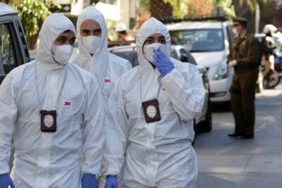 Hallan cuerpo en sitio eriazo de Til Til: investigan si se trata de hombre desaparecido desde julio
