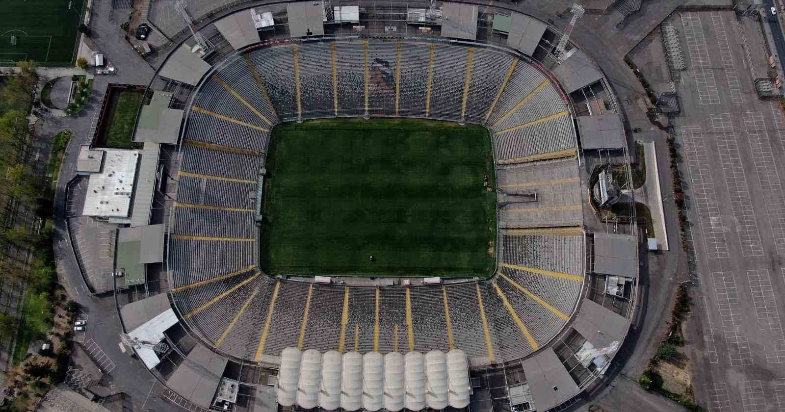 Sin el Nacional: entregan lista preliminar de 21 estadios para el retorno del fútbol