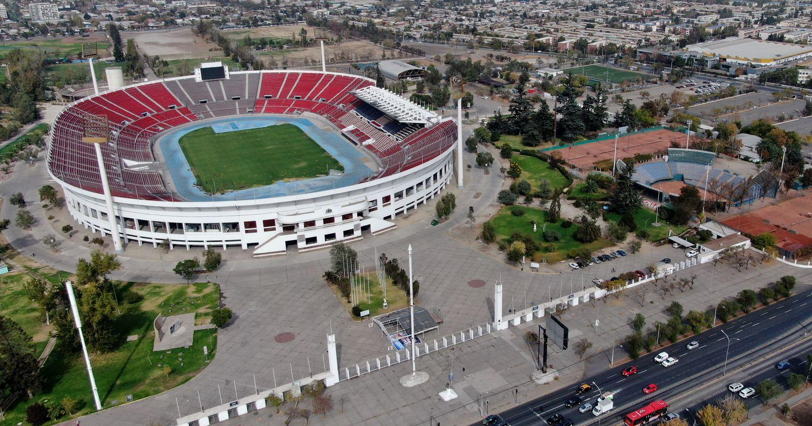 Las razones para que el Estadio Nacional quedara fuera del listado de recintos habilitados para el fútbol