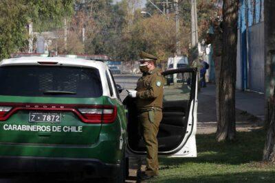 Buscan a banda de delincuentes que protagonizó fallidos portonazos en Puente Alto
