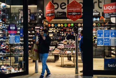 Mall Sport abrió con medidas sanitarias: funcionará al 20% de su capacidad