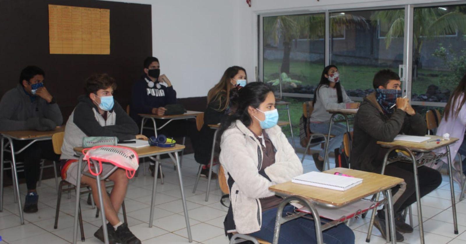 """""""Los desafíos de la educación frente a la pandemia"""""""