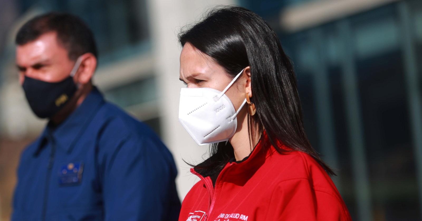 Minsal logra revertir renuncia de Paula Labra como seremi de Salud