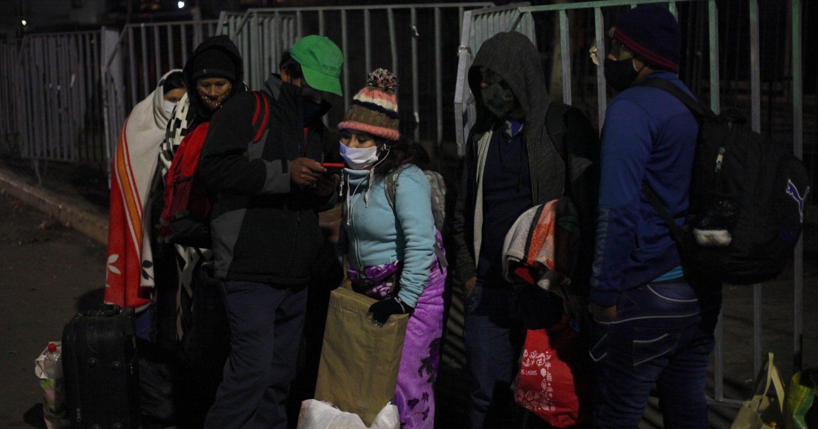 Arica: prisión preventiva para imputados por tráfico de 47 migrantes