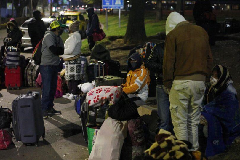 La indicación parlamentaria que podría desatar una ola migratoria en Chile, según Allamand